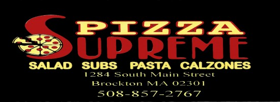 Supreme Pizza Brockton